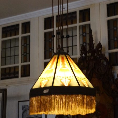 amsterdamse school lamp