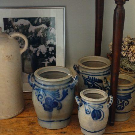 aardewerken potten
