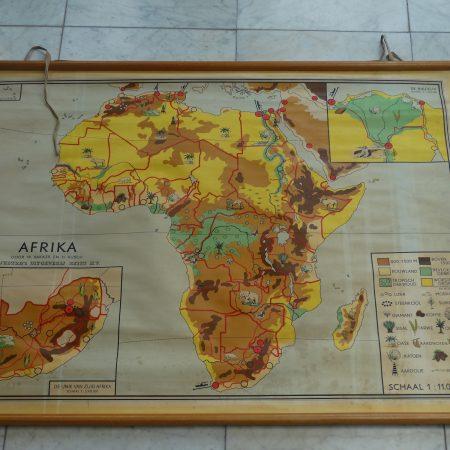 oude landkaarten