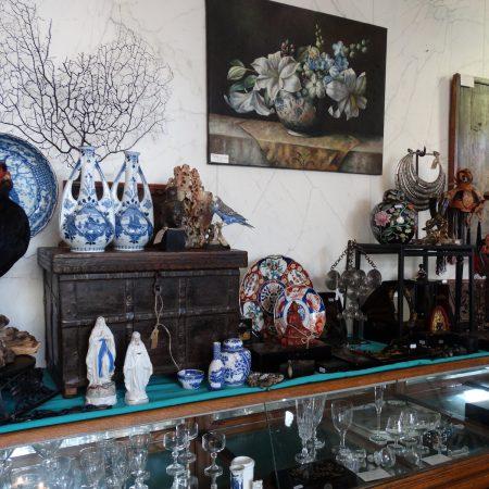 Oosters aardewerk en meer