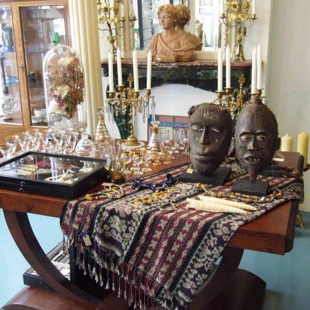 Afrikaanse maskers en meer