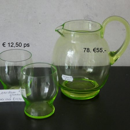 karaf en glazen