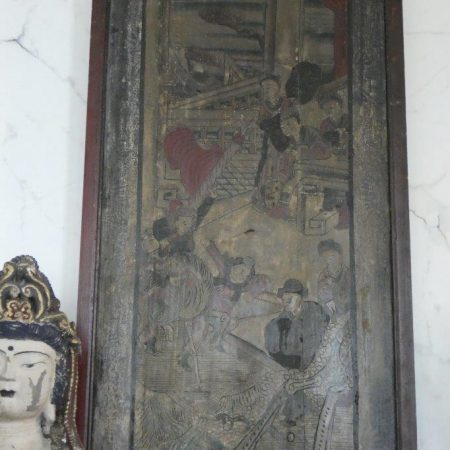 houten paneel