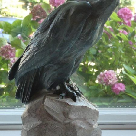 beeld vogel