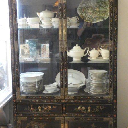 chinese vitrinekast